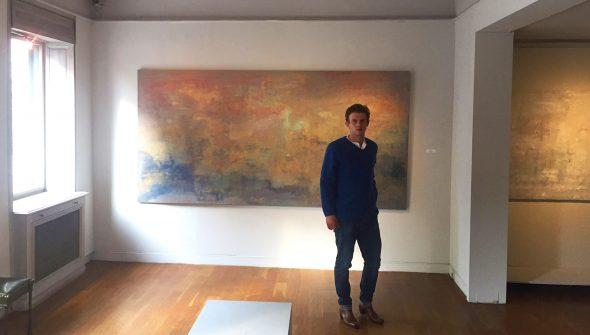Clement Joe Simmonet et ses Mirages à la Galerie Yoshii